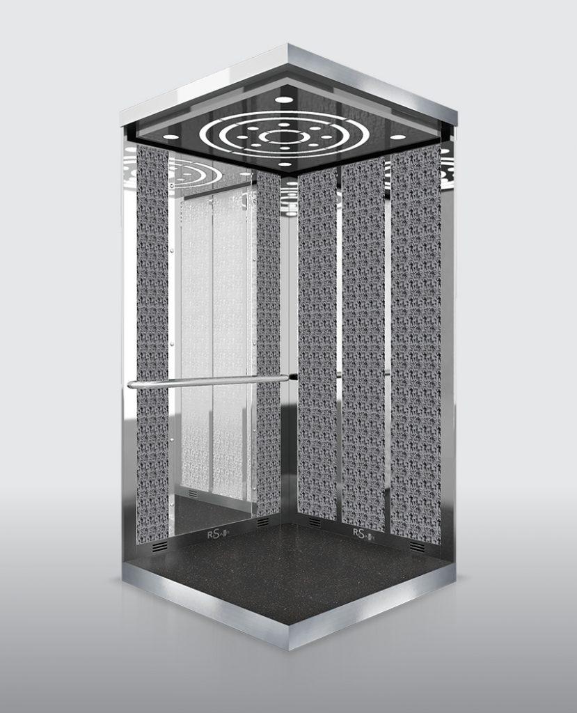 Resa Lift Kheops Kabin