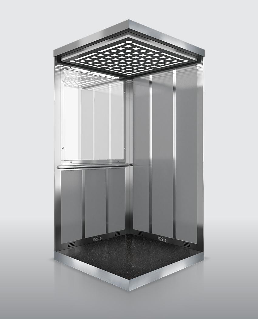 Resa Lift Paris Kabin